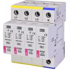 Обмежувач перенапруги ETITEC C T2 275/20 (3+1) 4p 2440403 ETI
