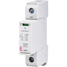Обмежувач перенапруги ETITEC M T12 300/7 (1+0) 1p 2440500 ETI
