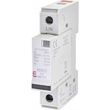 Обмежувач перенапруги ETITEC V T12 280/12,5 (1+0) 1p 2442900 ETI