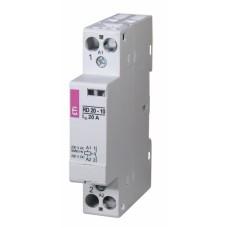 Контактор імпульсний ETI RBS 220-20 20А 230V AC 2NO (2464103) бістабільне реле