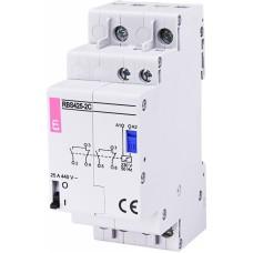 Контактор імпульсний ETI RBS 425-2C 25А 230V AC  2 перекидних (2464140) бістабільне реле