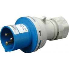 Cable fork EV-1632 IP44 (16A, 230V, 2P + PE), 4482016, ETI
