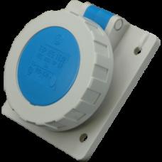 Built-in socket, IEG 1632, IP67 (16A, 230V, 2P+PE) SEZ