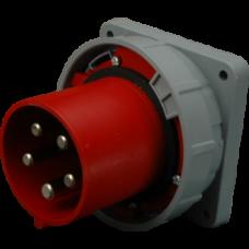Вилка вбудована, IRGN 12553, IP67 (125A, 400V, 3P + N + PE) SEZ