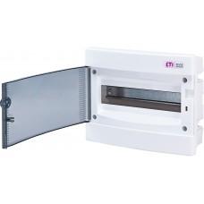 Вбудований розподільчий щит ECM12PT IP40 на 12 модулів 1101011