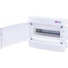 Вбудований розподільчий щит ECM12PO IP40 на 12 модулів 1101015