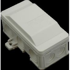 Коробка розподільна IP54 90х40х45мм 6410-10 SEZ